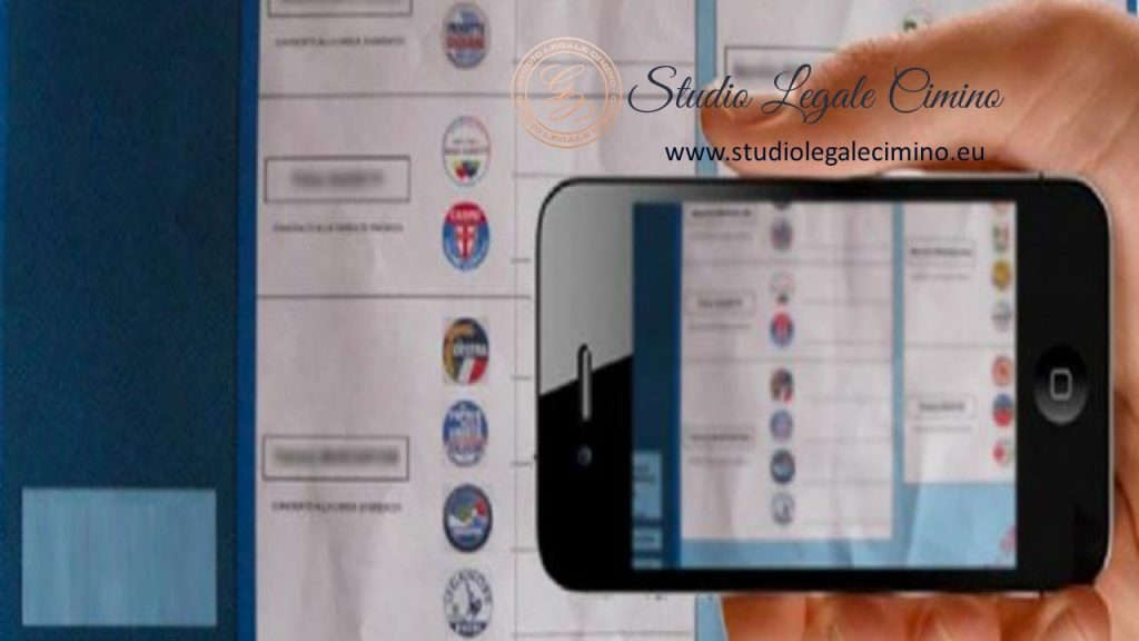 vietato il telefonino in cabina elettorale